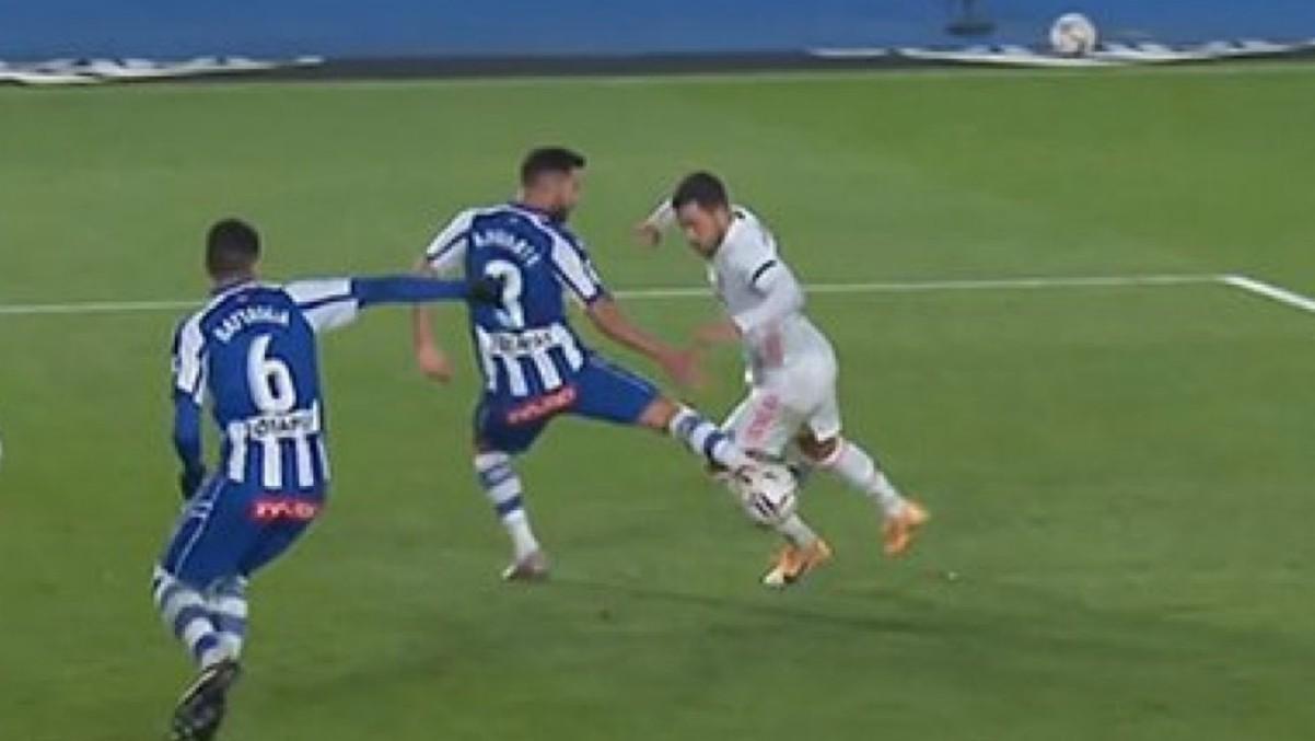 penalti hazard