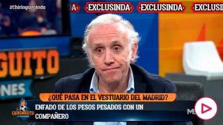 Inda desveló el enfado que hay con Marcelo.