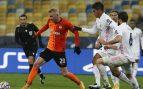 El uno a uno del Real Madrid contra el Shakhtar: nadie se salva del desastre