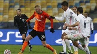 El Real Madrid queda contra las cuerdas en Champions tras otra debacle (Getty).