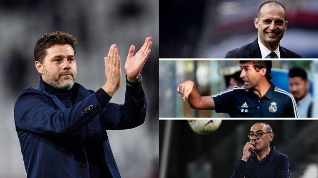 Pochettino lidera la lista de candidatos a suplir a Zidane