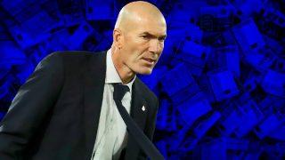 El despido de Zidane costaría 34,8 millones.