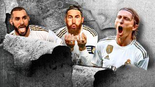 Los pesos pesados están con Zinedine Zidane.