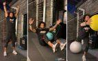 Marcelo se pone en manos del preparador físico de Marcos Llorente