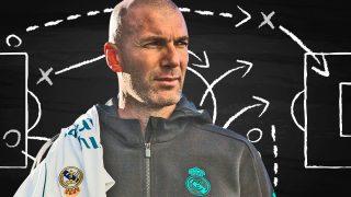 Zinedine Zidane le ha dado la vuelta a una situación muy complicada.
