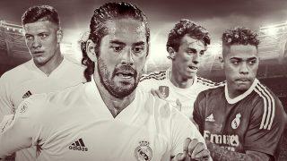 Empiezan las rebajas en el Real Madrid.