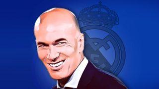 Zidane ya ha elegido a sus jugadores favoritos.