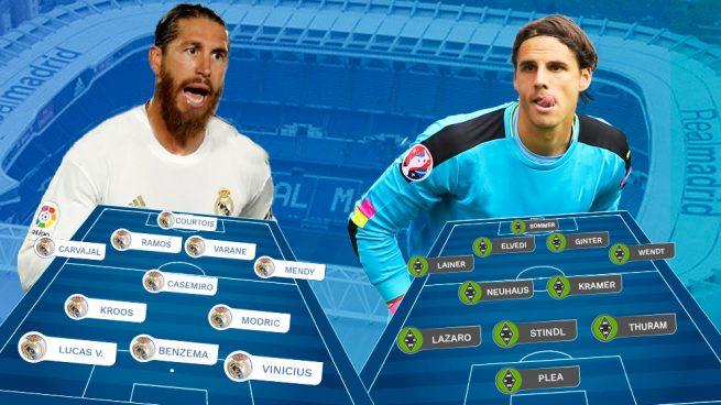 Real Madrid – Borussia Mönchengladbach: A octavos o fin de ciclo