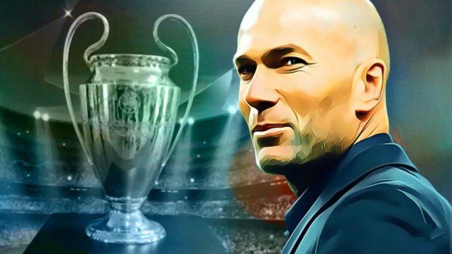 Zidane no pierde finales