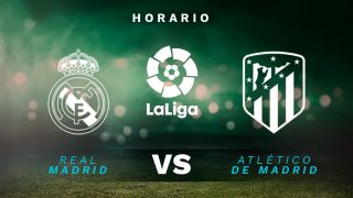 Liga Santander 2020-2021 | Horario del Real Madrid – Atlético de la Liga Santander.
