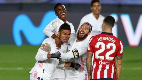 Real Madrid – Atlético de Madrid | Liga Santander, en directo