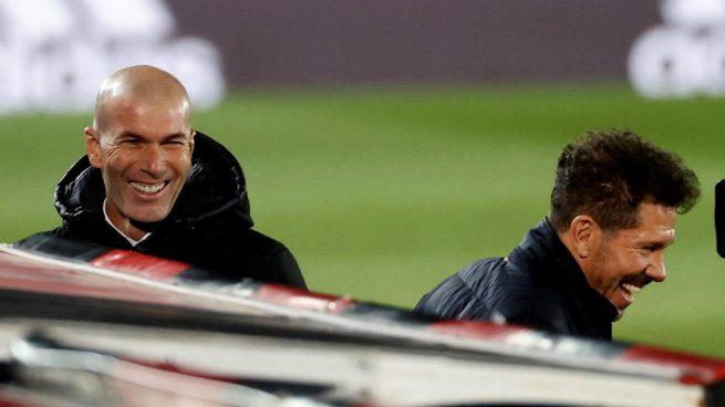 Los números que demuestran el baño histórico de Zidane a Simeone