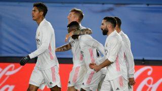 El Real Madrid venció al Athletic Club en el Di Stéfano.
