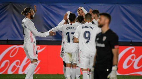 Real Madrid – Athletic Club | Liga Santander, en directo. (AFP)