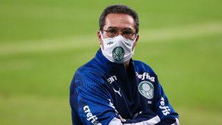 Vanderlei Luxemburgo, ex entrenador del Real Madrid. (Getty)