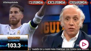 Los jugadores del Real Madrid se bajarán el suelo un 10 o 15%.