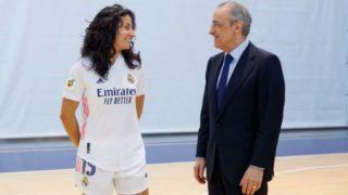 Florentino, en la foto oficial del Real Madrid. (realmadrid.com)