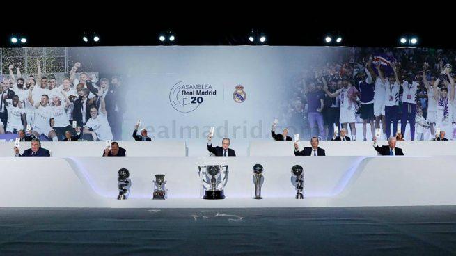 Cuentas Real Madrid