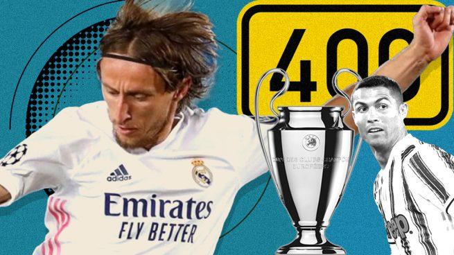 Los nuevos retos de Modric con el Real Madrid