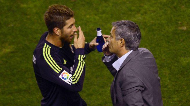 Sergio Ramos Mourinho