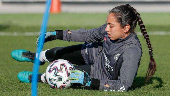 Sara Ezquerro recuerda el acoso que recibió por posar con la camiseta del Madrid: «Ojalá te violemos…»