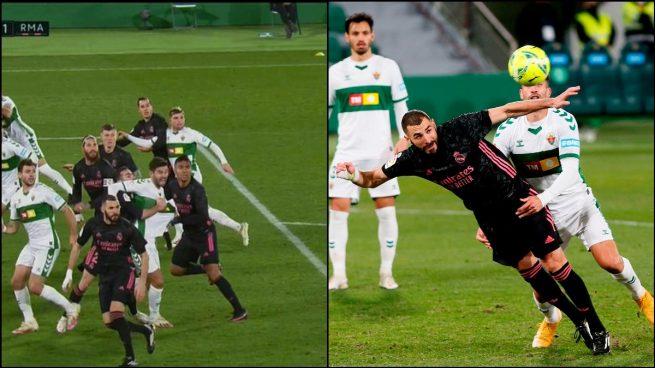Penalti Carvajal