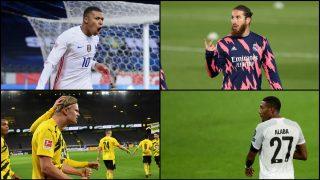 Los deseos del 2021 para el Real Madrid.