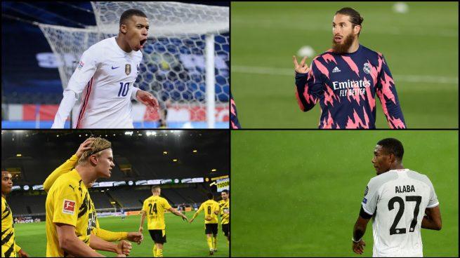 Los deseos del Real Madrid para 2021