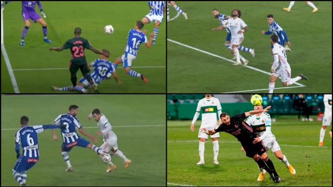 El VAR le debe 7 puntos al Real Madrid