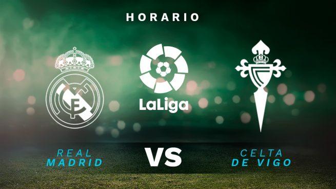 Real Madrid contra Celta de Vigo: dónde ver online en directo la Liga Santander hoy