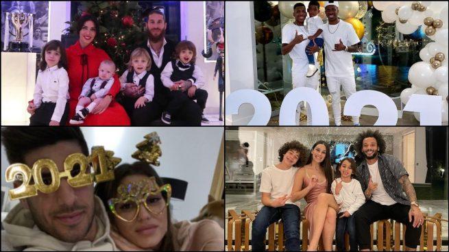 Nochevieja Real Madrid