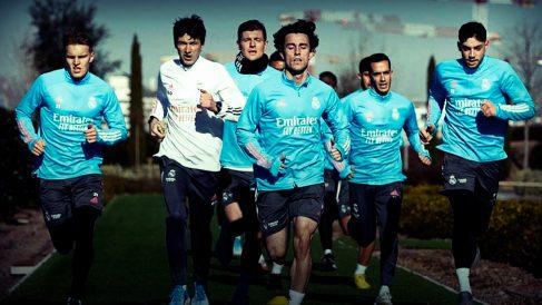 El Real Madrid va a llegar como una moto a la Supercopa.