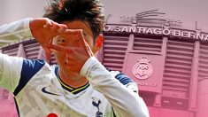 El Real Madrid tiene a Son en el punto de mira.
