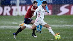 Osasuna-Real Madrid | Liga Santander, en directo