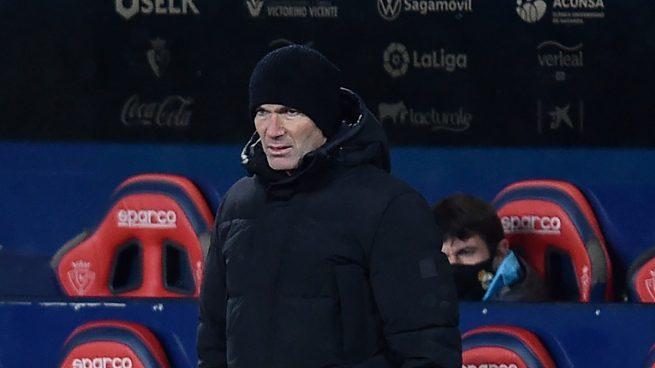 Zidane no cambia