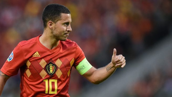 Hazard Bélgica