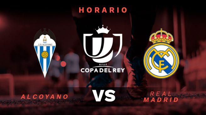 Alcoyano – Real Madrid: dónde ver por televisión y online en directo la prórroga de la Copa del Rey hoy