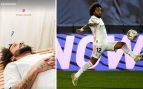 Marcelo le 'copia' la cama ¡de 35.000 euros! a Marcos Llorente