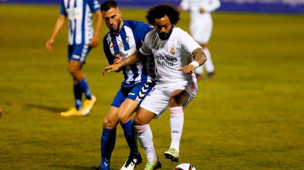 Alcoyano – Real Madrid | Copa del Rey, en directo
