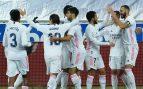 El Real Madrid recupera la pegada