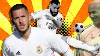 Hazard y Benzema, una sociedad para soñar.