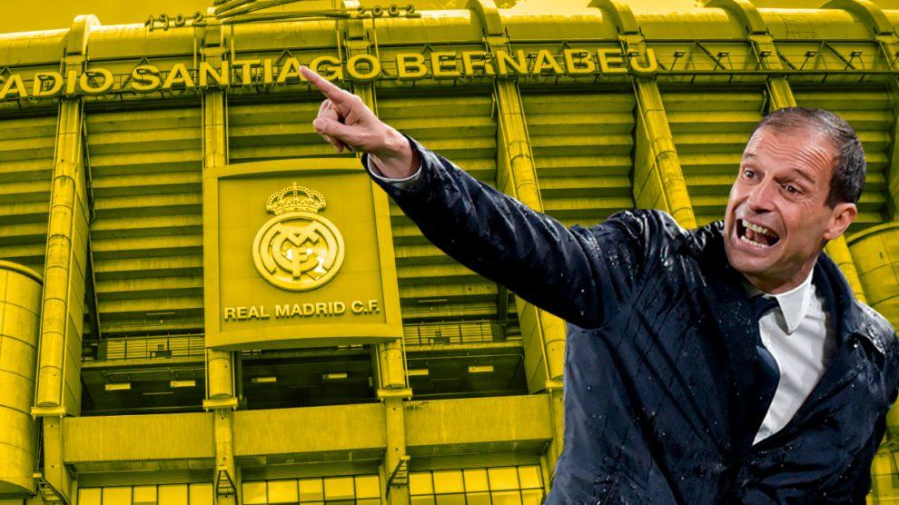 Allegri es uno de los favoritos para sustituir a Zidane.