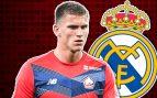 El Real Madrid vigila a Botman