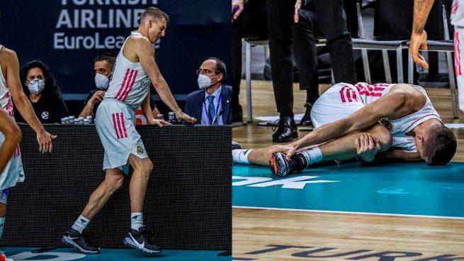 Carroll lesión