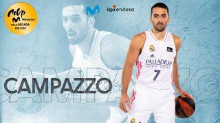 Facundo Campazzo, MVP de la década de la Liga Endesa. (Foto: acb.com)