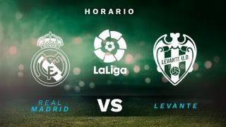 Real Madrid – Levante: jornada 21 de la Liga Santander