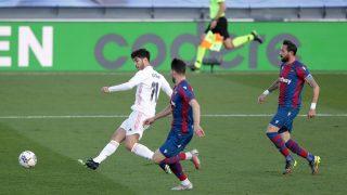 Real Madrid – Levante | Liga Santander, en directo