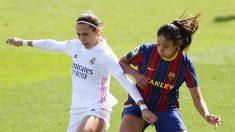 Barcelona-Real Madrid, partido de la Liga Iberdrola en directo