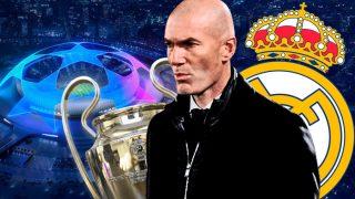 Zidane sabe bien lo que es ganar la Champions.