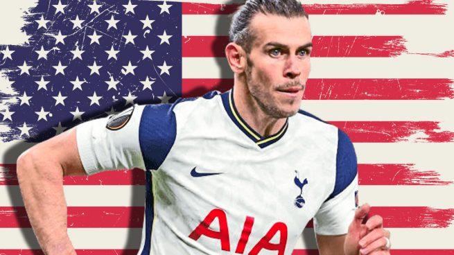 El Madrid confía en Estados Unidos para quitarse a Bale